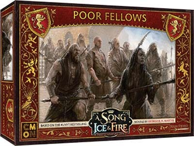 A Song Of Ice And Fire - Poor Fellows EN