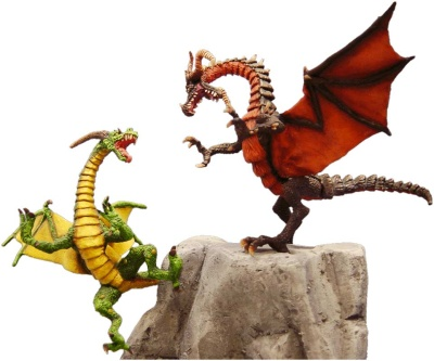 Kampf der Drachen (2)