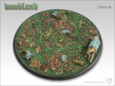 Woodland, 120mm Relief (1)