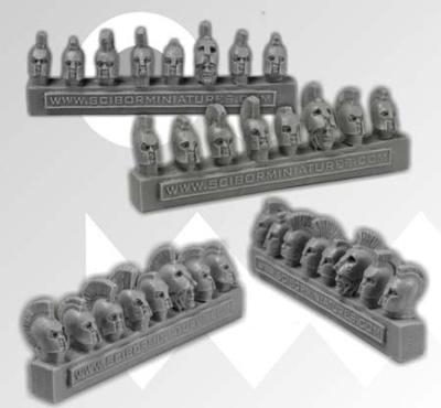 Spartan Heads