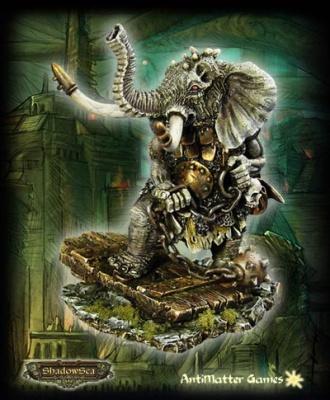 Koth-Yan - Elephant Beastman