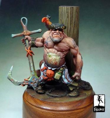 Bugne - L'ogre moussaillon