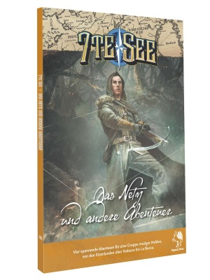 7te See Das Netz und andere Abenteuer (Softcover) OOP