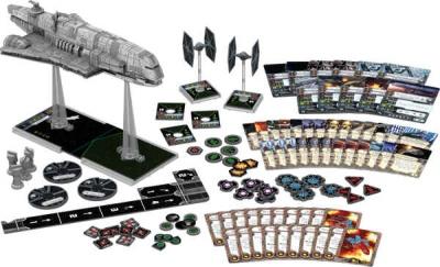 Star Wars X-Wing: Imperialer Angriffsträger Erweiterung-Pack