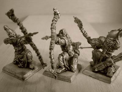 Elfen Bogenschützen I