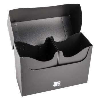 Blackfire Double Deck Holder (160+) - Black