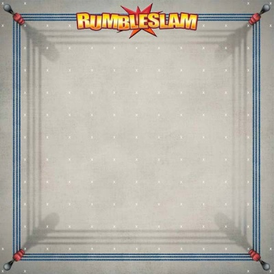 RUMBLESLAM Game Mat