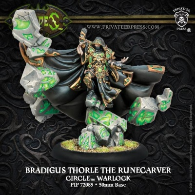 Circle Bradigus Thorle the Runecarver, Warlock
