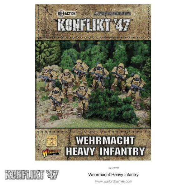 German Heavy Infantry