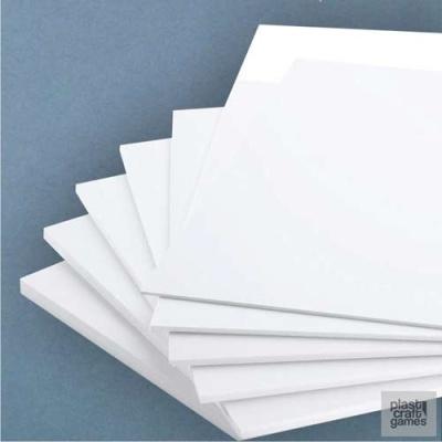 1 mm thick PVC sheet. Size: 210 x 297 (A4)