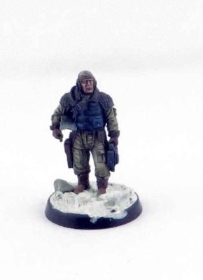 FORGEWORLD Thunderbolt Pilot (limited)