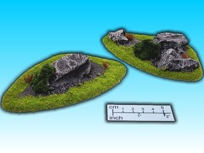 Geländestück Findlinge (2)