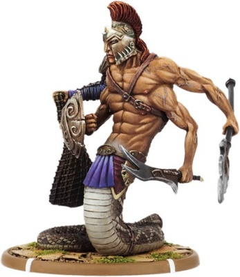 Xontór, Gorgon of Khthon