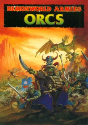 Demonworld Armies- Orcs