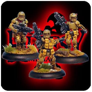 Troopers 3 (Closed Visors) (3)