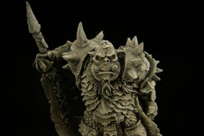Black Guard Ork Big Boss
