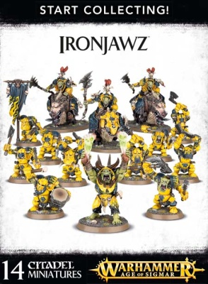 Battleforce Box Set: Ironjawz