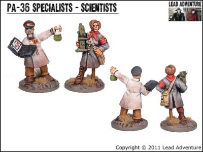 Specialists - Scientists (2)
