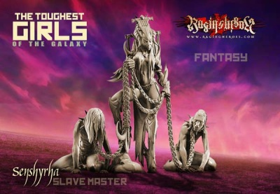 Senshyrha, Slave Master (LE - FANTASY)