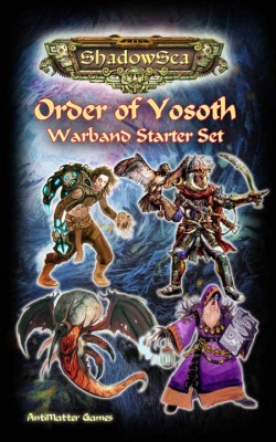 Order of Yosoth warband starter set