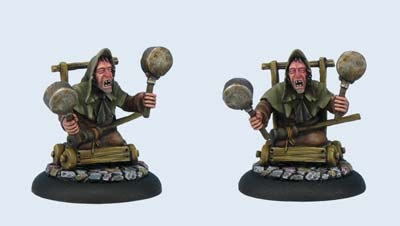 Discworld Miniature Arnold Sideways (1)