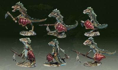 Troglodyte Warriors (3)