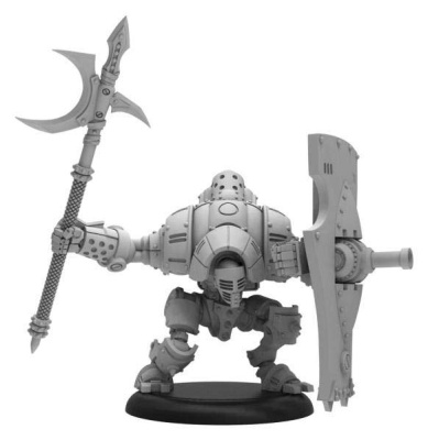 Vanguard - Mercenaries Light Warjack