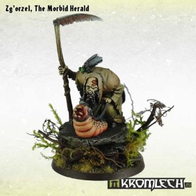 Zg'orzel, The Morbid Herald