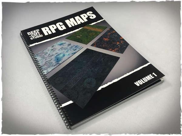 Book of RPG maps VOL1