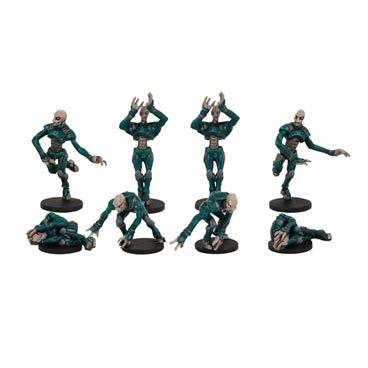 Pelgar Mystics Team Booster (8 Figures)OOP