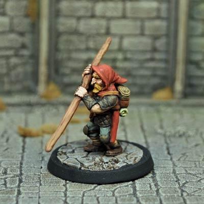 Male Dwarf Thief