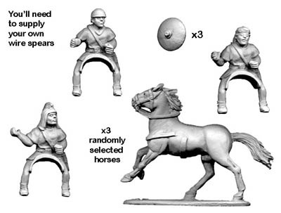 Spanish Light Cavalry (3)