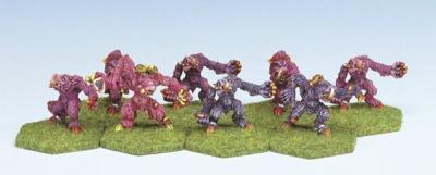 Beastman Berserkers (8)