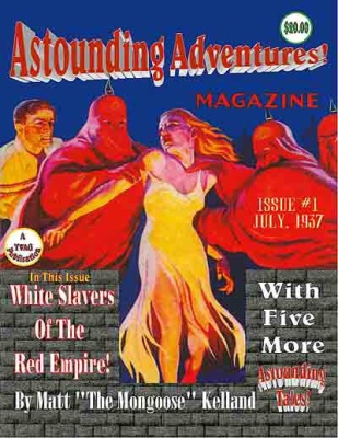 Astounding Adventures! Issue #1