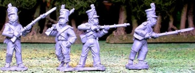 Mexican Infantry II (3)