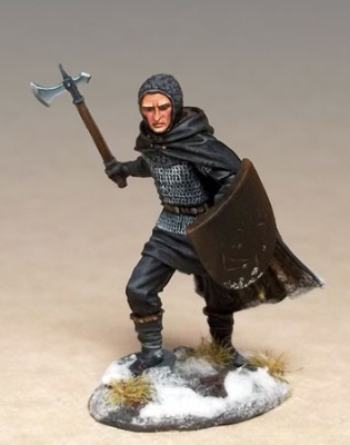 Night's Watch Schwert-/Axtkämpfer