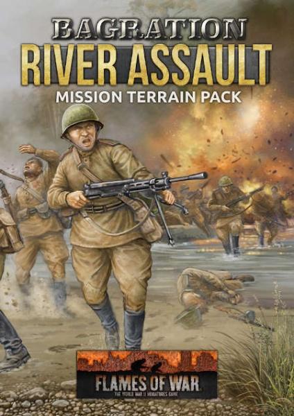 Bagration River Assault Mission Terrain Pack