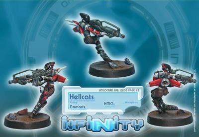 Hellcats (HMG) (1) (NO)