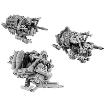 Ork Mekanik Kopter Pack (3)