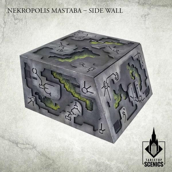 Nekropolis Mastaba - Side Wall