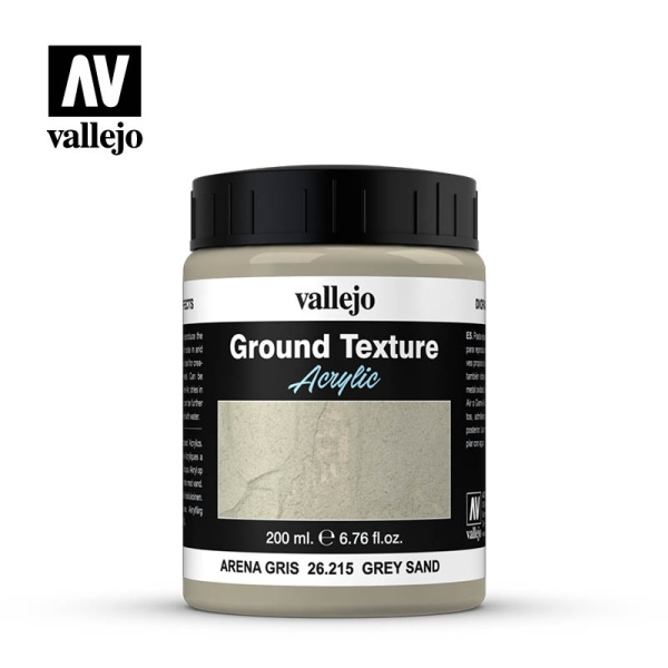 Vallejo Textur Sandy Paste (200 ml)