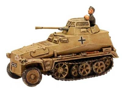 Sd Kfz 250/9 (early, 2cm)