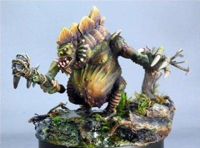 Kallaguk, King of the Trolls