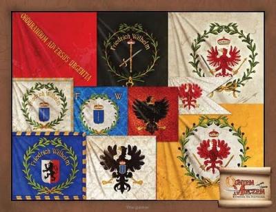 Brandenburgian banners