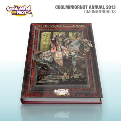 Cool Mini Or Not: Annual 2013