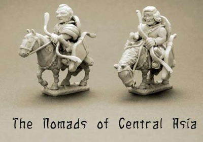 Nomads from Central Asia #2 (2)