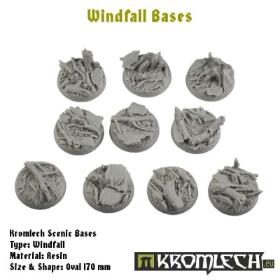 Windfall round 25mm (10)