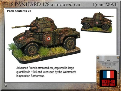 Panhard 178 armoured car (3)