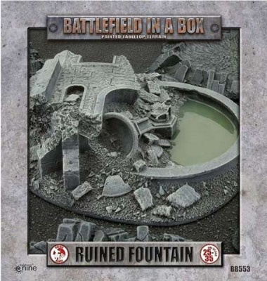 Ruined Fountain