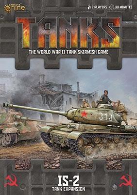 Soviet IS-2 / IS-85 - TANKS Erweiterungspack deutsch